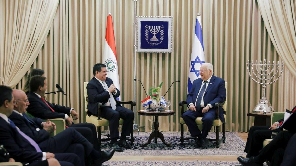 Kudüs'e bir büyükelçilik daha açıldı
