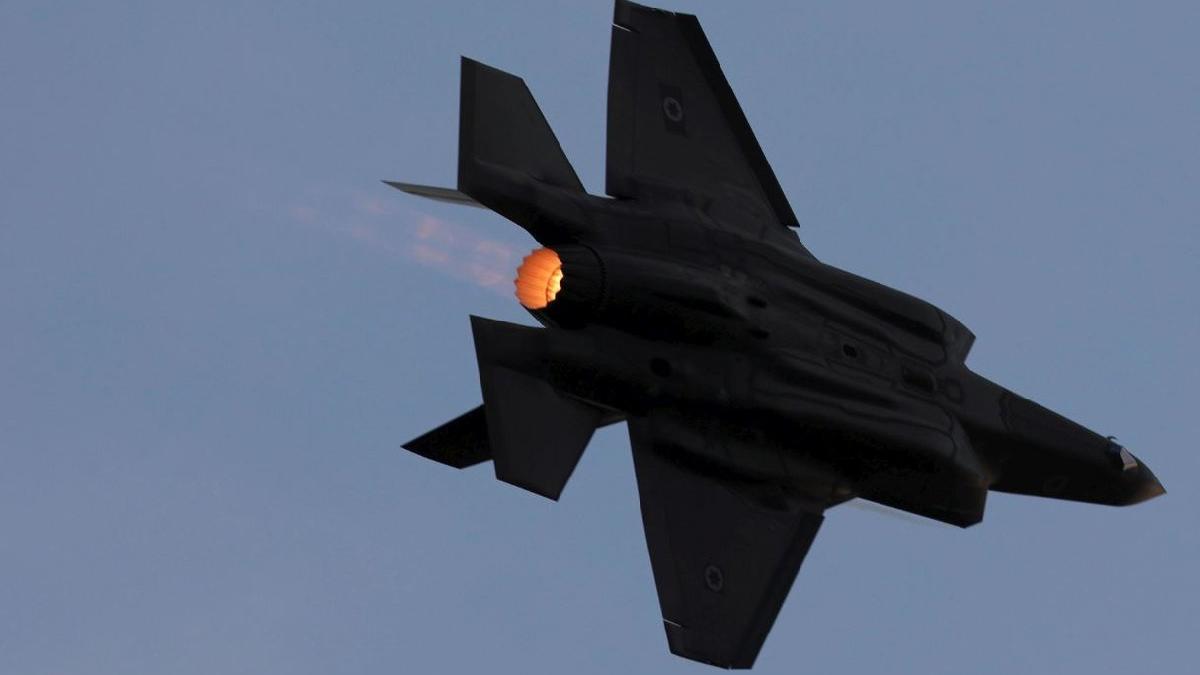 Parasını Türkiye'nin verdiği F-35'i İsrail kullanmış