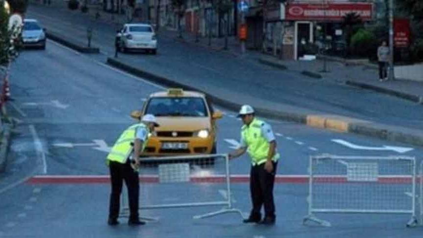 İstanbul'da bazı yollar ABD protestosu nedeniyle kapalı olacak