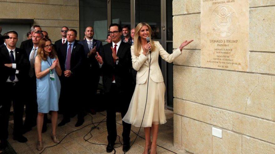 Haaretz: 10 ülke büyükelçilik açılışına katılmadı