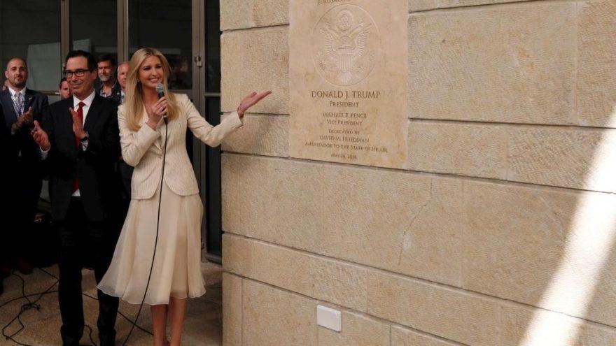 İsrail katliam yaparken, büyükelçilik kutlamayla açılıyor