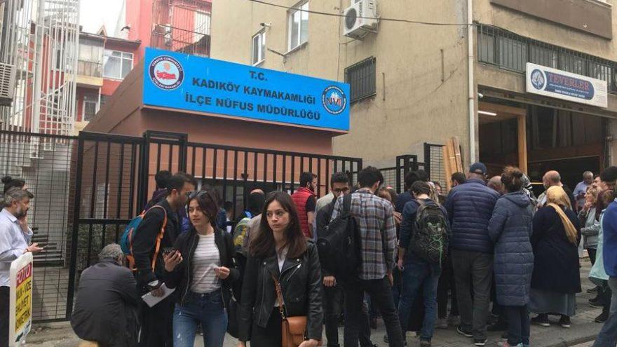 Kadıköy'de oy kullanamama endişesi!