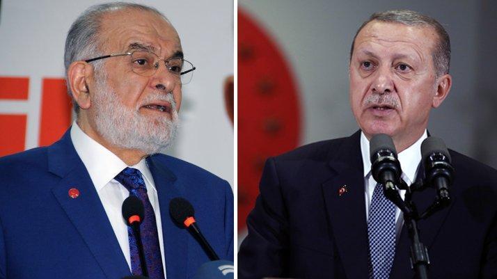Karamollaoğlu reytingde Erdoğan'ı geçti