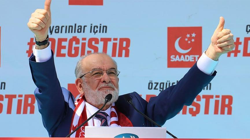 Karamollaoğlu: Cihat zalim sultana karşı haksızlığını söylemektir