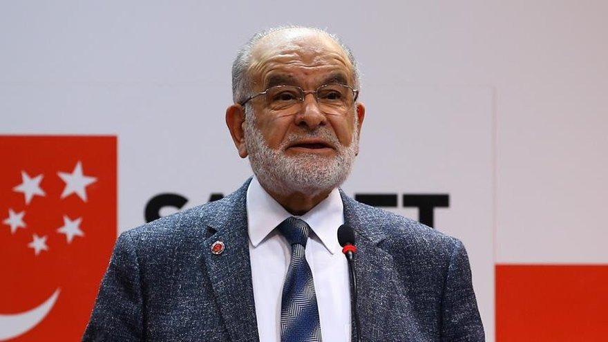 Cumhurbaşkanı adayı Karamollaoğlu: Medya padişahınsa sosyal medya bizimdir