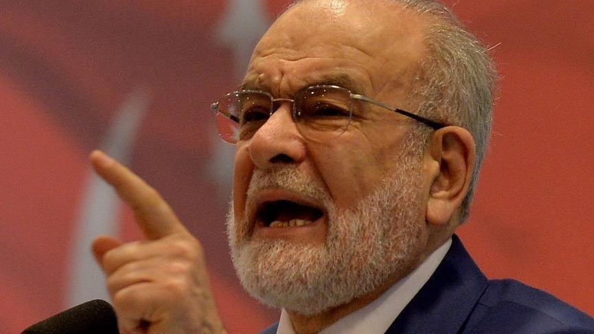 Karamollaoğlu seçim startını Eyüpsultan'dan verdi