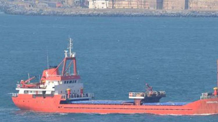 Türk gemisi ile Yunan savaş gemisi çarpıştı