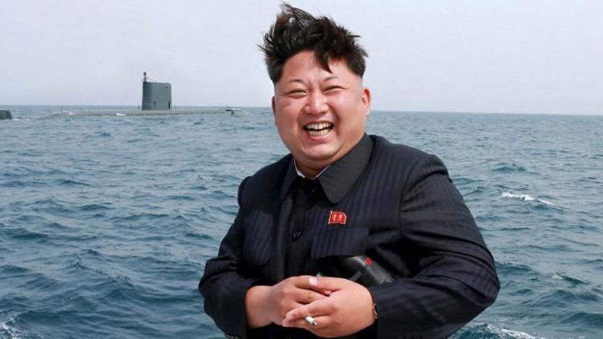 Kuzey Kore'den ABD'ye 'jest'