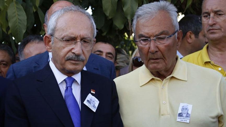 Kılıçdaroğlu, Baykal'la yarım saat başbaşa görüştü