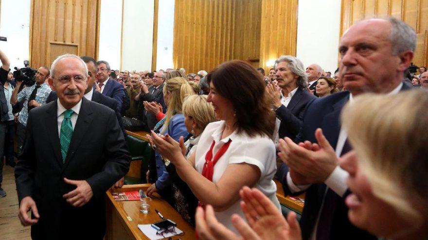 CHP'de flaş gelişme… Adaydan yarım saat önce Genel Kurul toplantısı