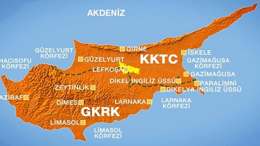 Güney Kıbrıs'ı karıştıran olay!