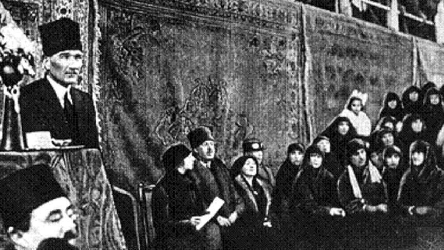 Kemalizm ile gelen işçi hakları... 1.İzmir İktisat Kongresi