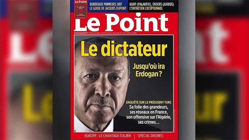 Fransız dergisi Le Point'e Paris Büyükelçisi Musa'dan mektuplu yanıt