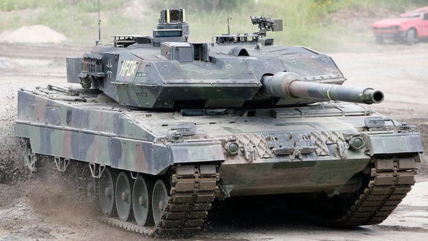 Almanya'dan Türkiye'ye silah ihracatı azaldı