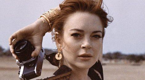 Lindsay Lohan Türkçe ve Arapça öğreniyor