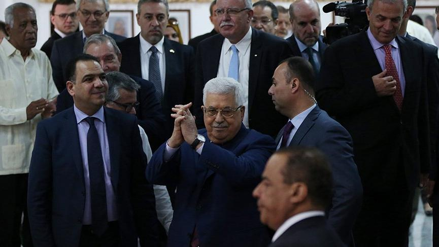 Filistin Lideri Mahmut Abbas'tan açıklama