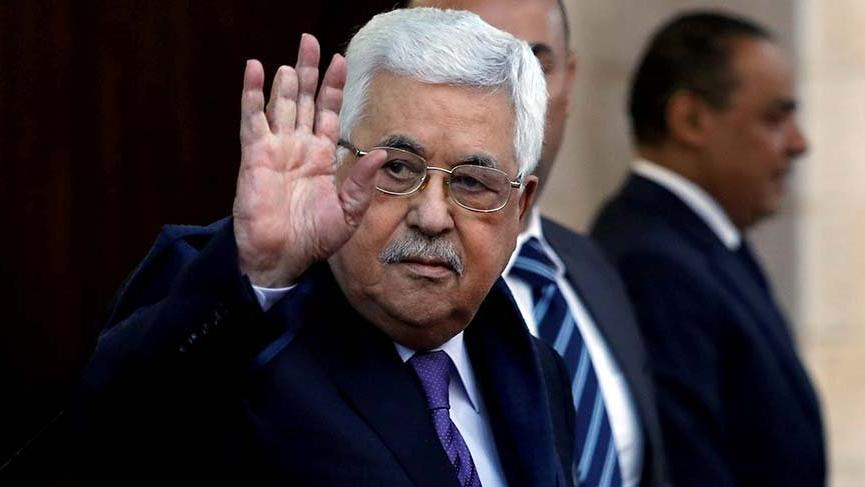 Son dakika: Filistin ABD'deki temsilcilerini geri çekti