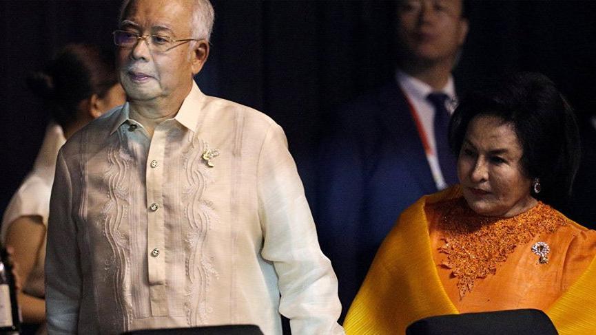Malezya'da eski başbakana yurt dışı yasağı