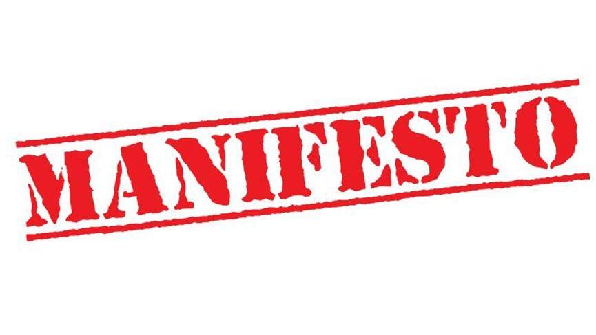 Manifesto nedir? Manifesto ne demek? İşte TDK'daki tanımı…