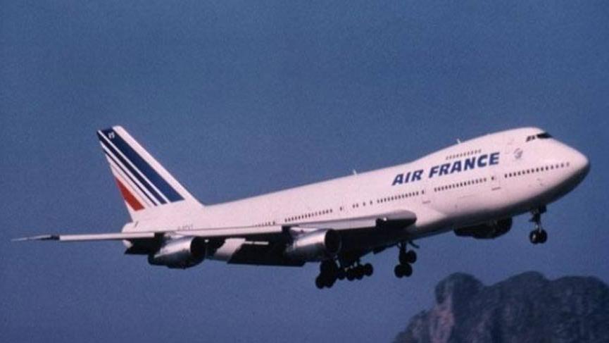 Air France'den üst düzey istifa