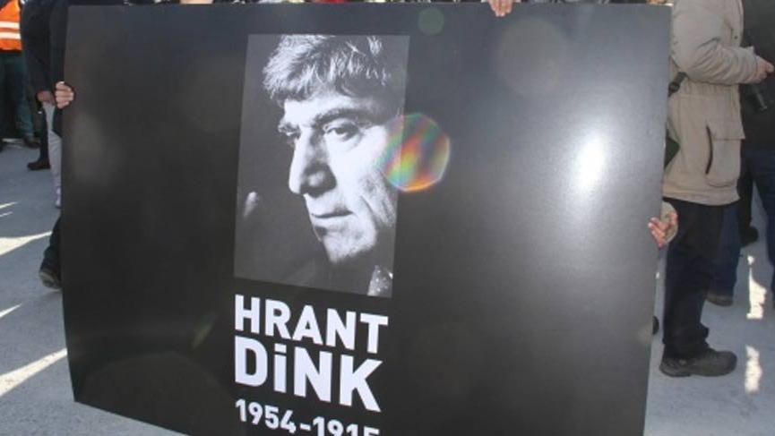 Hrant Dink davasında bir tahliye!
