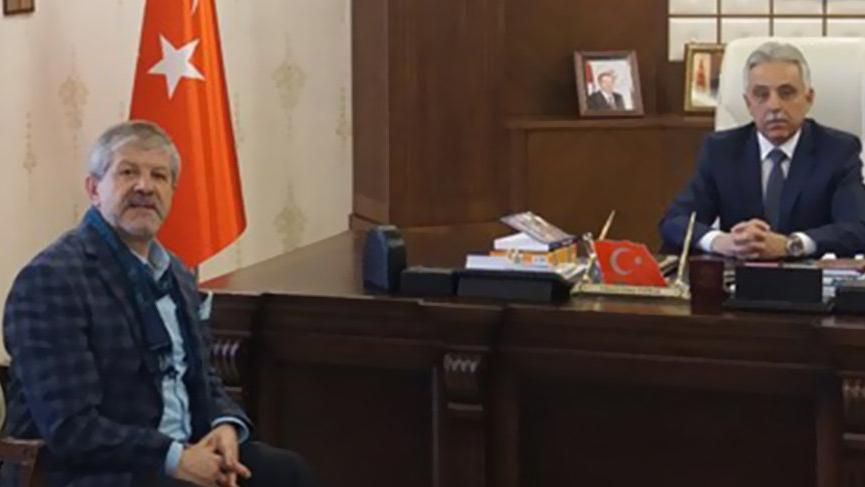 İç savaş tehditçisi Maranki'ye VIP protokol