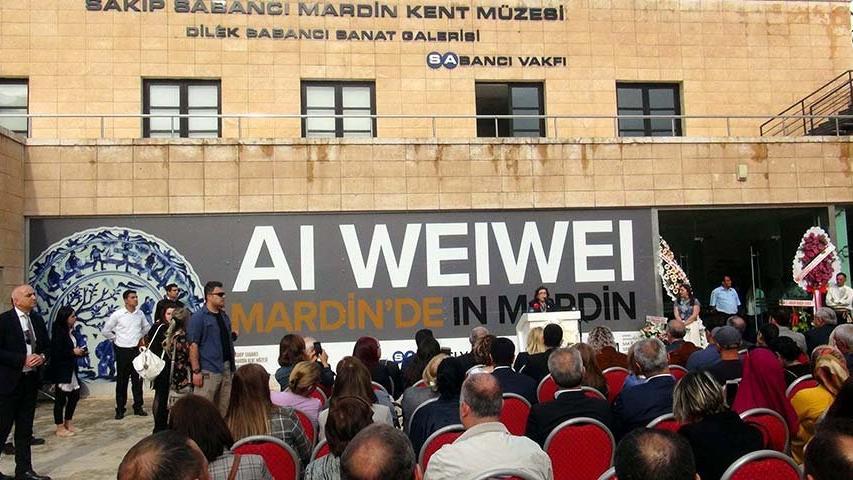 Çinli sanatçı Ai Weiwei sergisi İstanbul'dan sonra Mardin'de