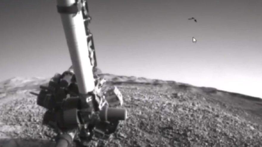 NASA'nın başını ağrıtacak fotoğraf: Yaşam izlerini gizliyorlar