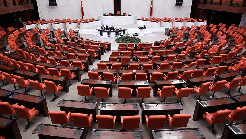 Meclis'te 'Tamam' polemiği