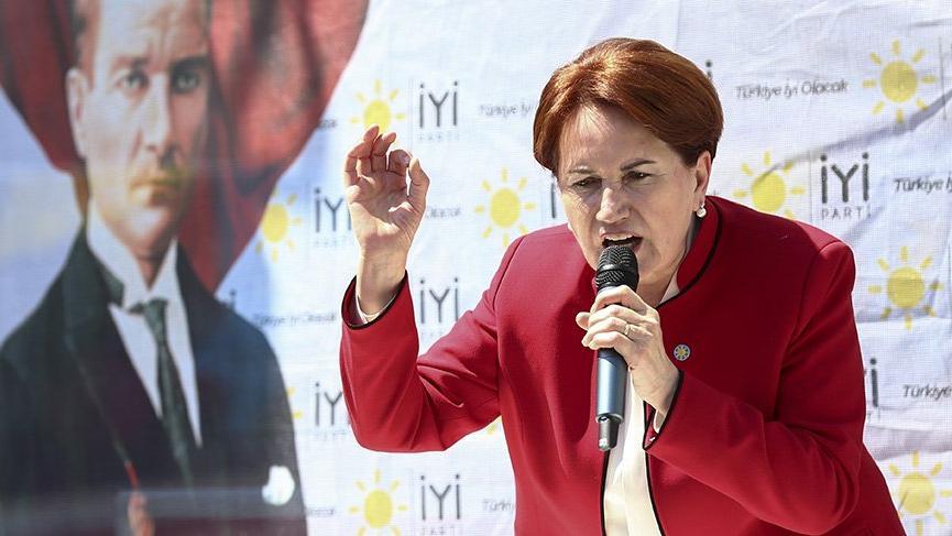 Son dakika: Meral Akşener Antalya mitinginde konuştu