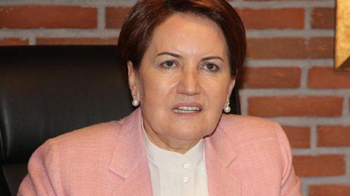 Meral Akşener Türkiye'de bir ilki gerçekleştirdi