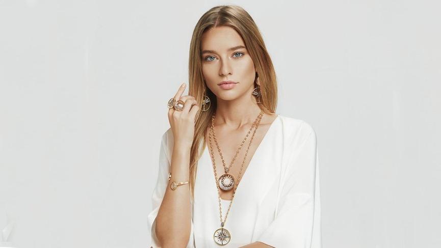 Moda mücevherinin öncüsü!