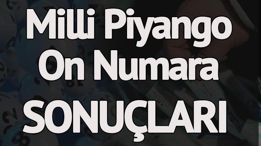On Numara sonuçları: 7 Mayıs'ta büyük ikramiye mega kente! Milli Piyango On Numara çekiliş sonucu