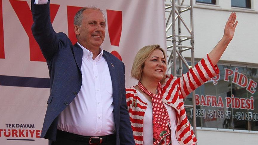Son dakika: Muharrem İnce Sinop'ta halka seslendi