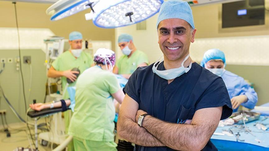 Prof. Dr. Murat Aksoy: Tıp fakültesini empati yeteneği yüksek kişiler tercih etmeli
