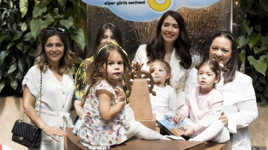 Çocukların göz sağlığına masalsı dokunuş