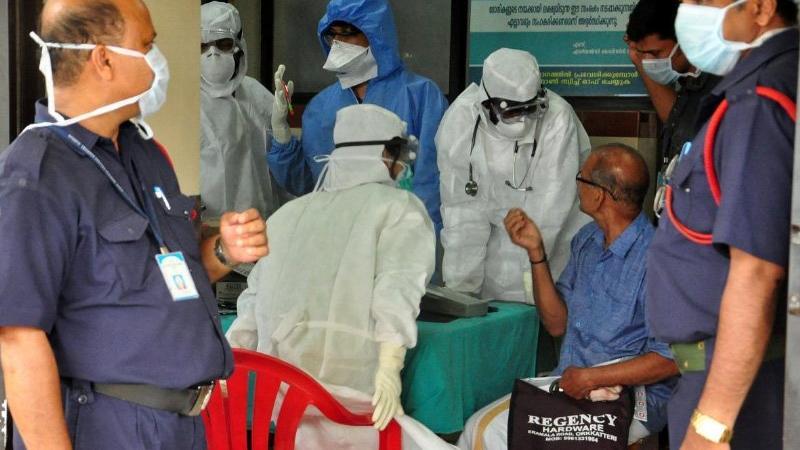Hindistan'da ölümcül virüs alarmı... Tedavisi yok!