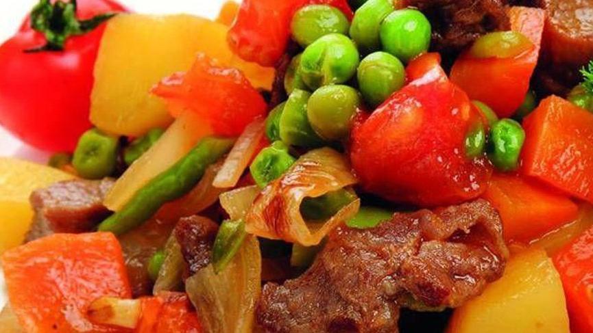 Fırında lokanta usulü orman kebabı tarifi ve kalorisi