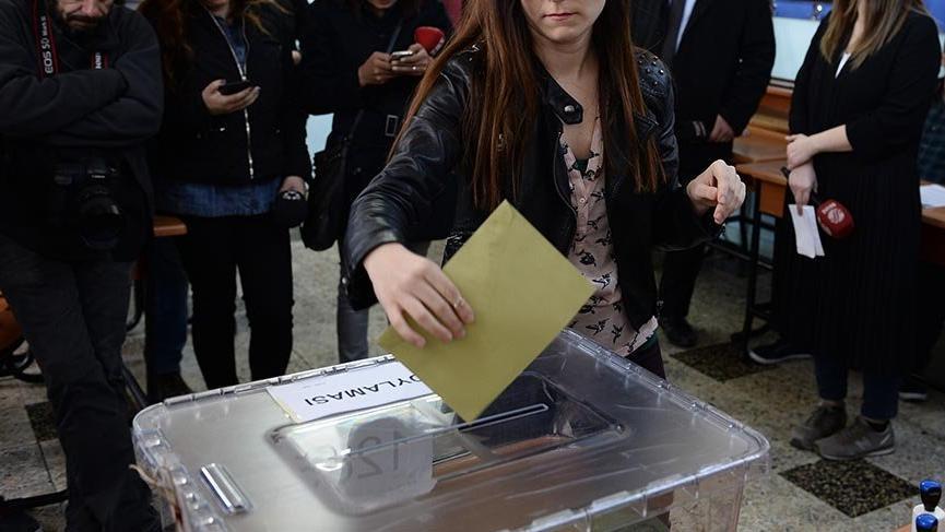 24 Haziran'da 59 milyon seçmen sandık başına gidecek