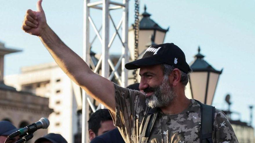Ermenistan'da yeni başbakan belli oldu
