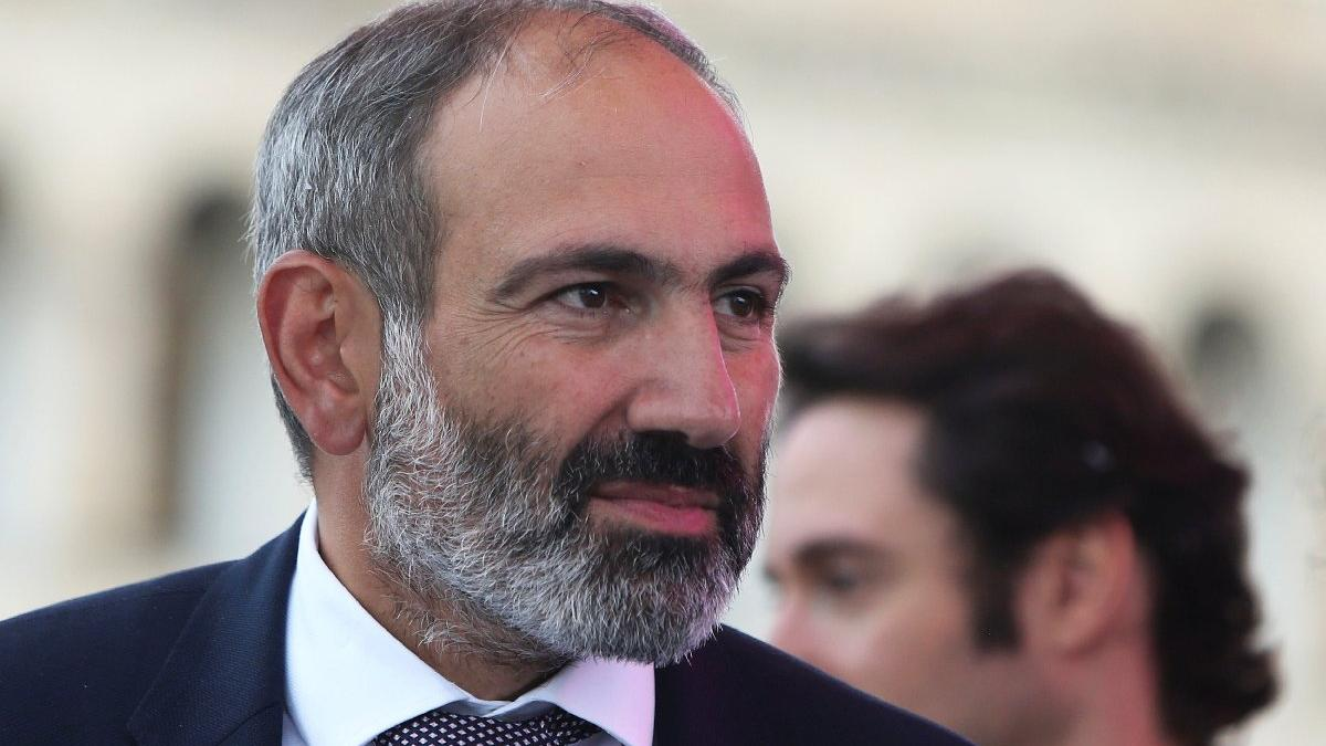 Ermenistan'ın yeni Başbakanı Paşinyan'dan ilk Türkiye mesajı