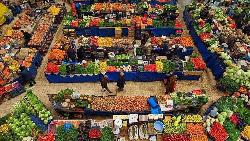 İstanbul'un Nisan ayı enflasyonu belli oldu