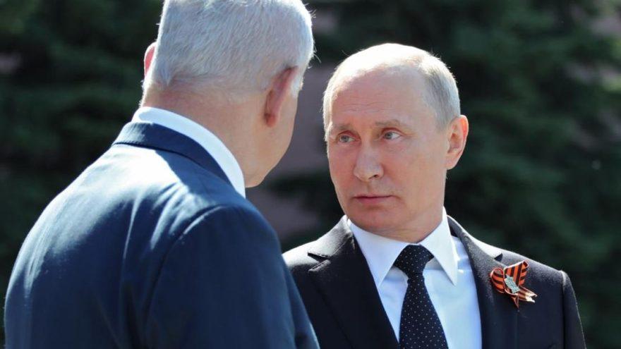 Putin: Savaş gemileri Akdeniz'de nöbet tutacak