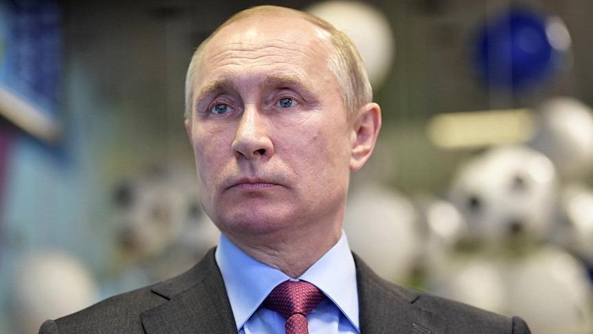 Putin yemin edecek