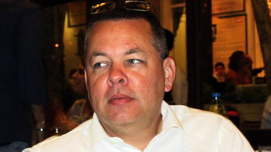 Rahip Brunson davasında ara karar verildi