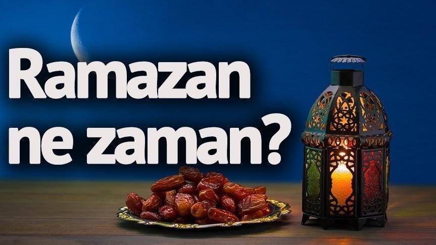 Dini takvime göre Ramazan ve Kadir Gecesi ne zaman? Bu yıl oruç hangi tarihte başlayacak?