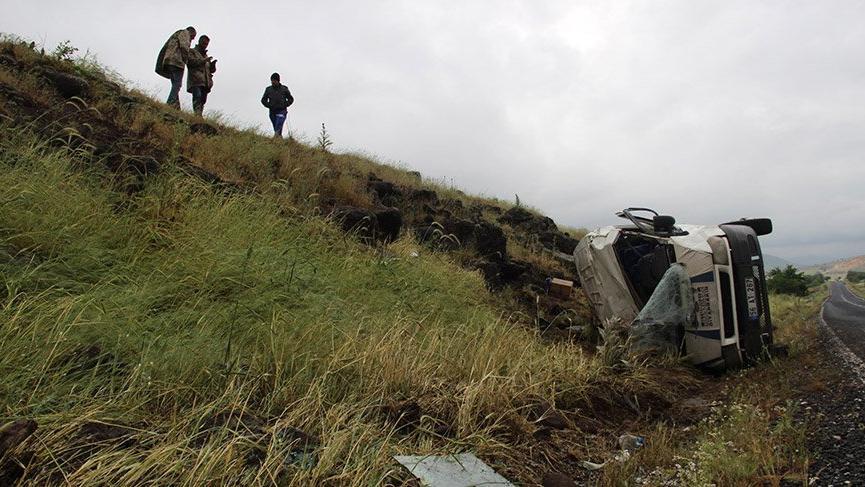 Diyarbakır'da korkunç kaza! Çok sayıda yaralı öğrenci var