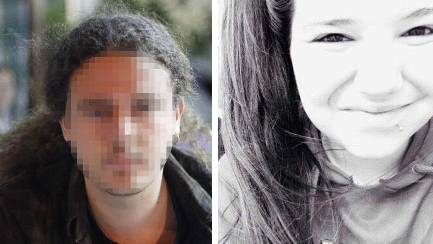 Kılıçla kız arkadaşını öldürdü, 'hatırlamıyorum' dedi