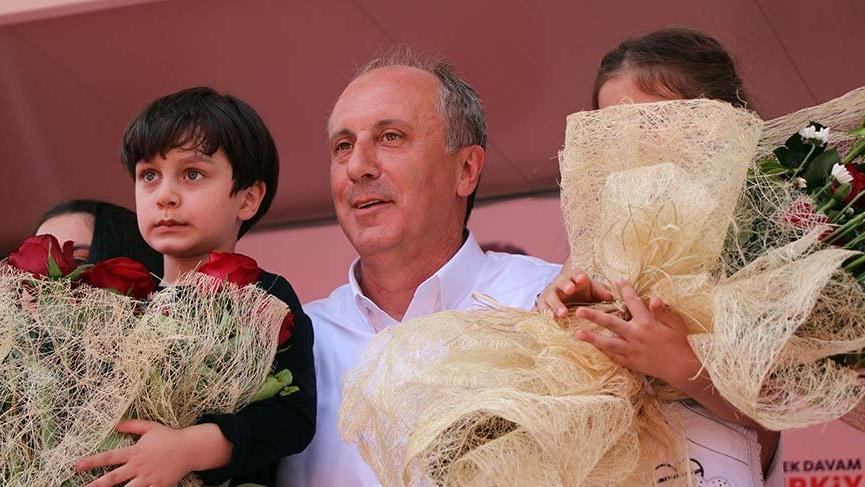 Muharrem İnce: Kılıçdaroğlu'na haksızlık yapamam