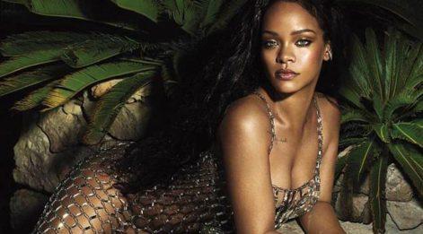 Rihanna'dan 'bebek' sinyali!